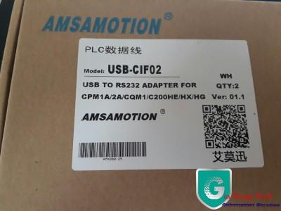 Cáp USB-CIF02 Cáp lập trình PLC Omron